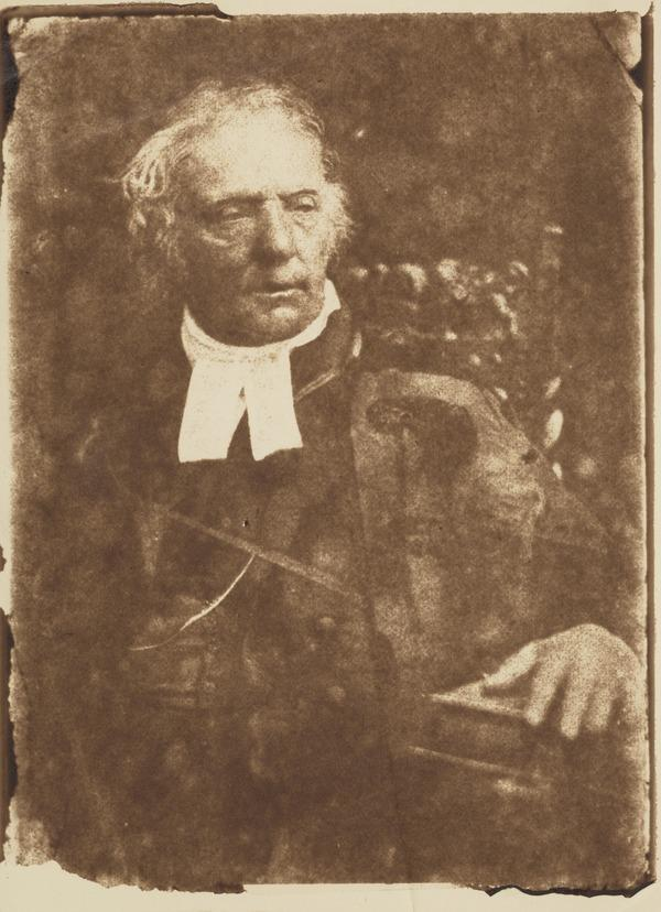 Rev. Thomas Chalmers, 1780 - 1847. Preacher and social reformer [d] (1843 - 1847)