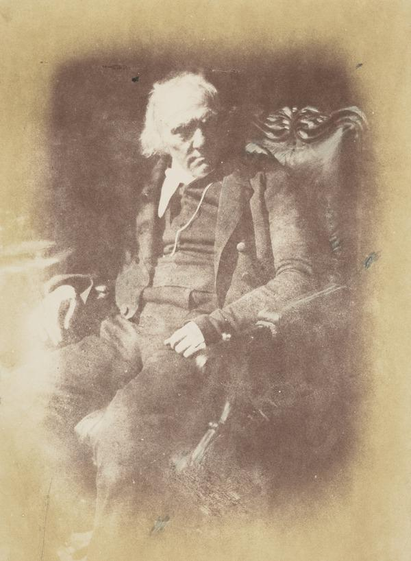 Rev. Thomas Chalmers, 1780 - 1847. Preacher and social reformer [a] (1843 - 1847)