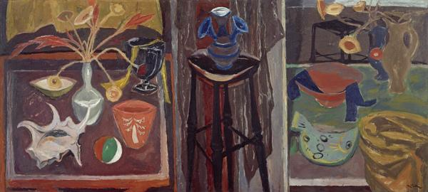 Double Still Life (About 1954)
