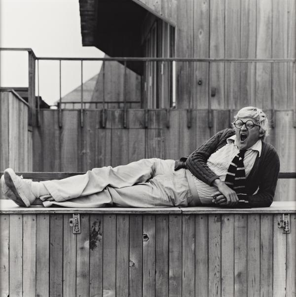David Hockney (1976 (printed 2003))