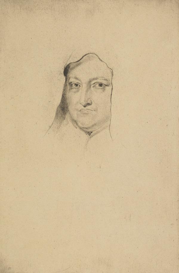 The Infanta Isabella
