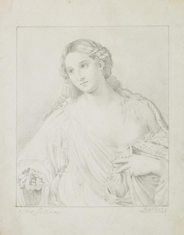 Flora (Dated 1823)