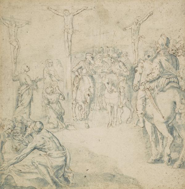 Calvary (About 1598 - 1600)