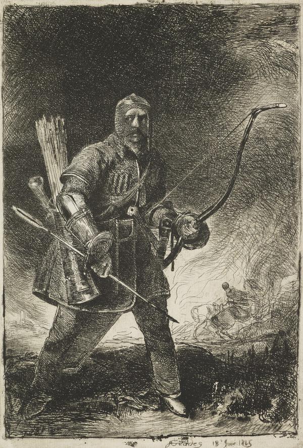 Sir William Allan, 1782-1850 (Dated 1815)