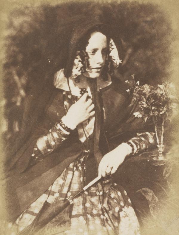 Mrs Kinloch. Of Park; nee Napier [b] (1843 - 1847)