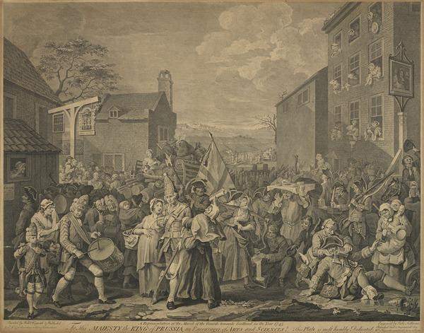 The March to Finchley (1750 / 1761)