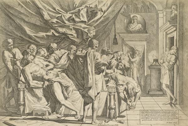 Death of Cato (1648)