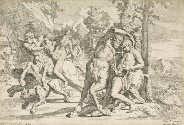 Education of Achilles