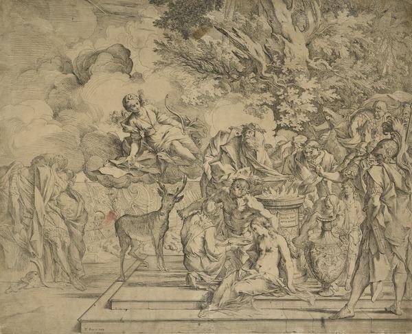 Sacrifice of Iphigeneia