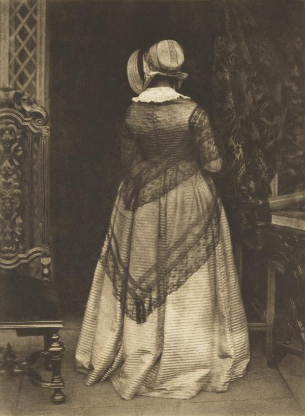 Lady Mary Hamilton (Campbell) Ruthven, 1789 - 1885. Wife of James, Lord Ruthven [a]