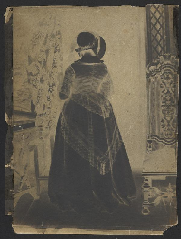 Lady Mary Hamilton (Campbell) Ruthven, 1789 - 1885. Wife of James, Lord Ruthven [a] (1843 - 1847)