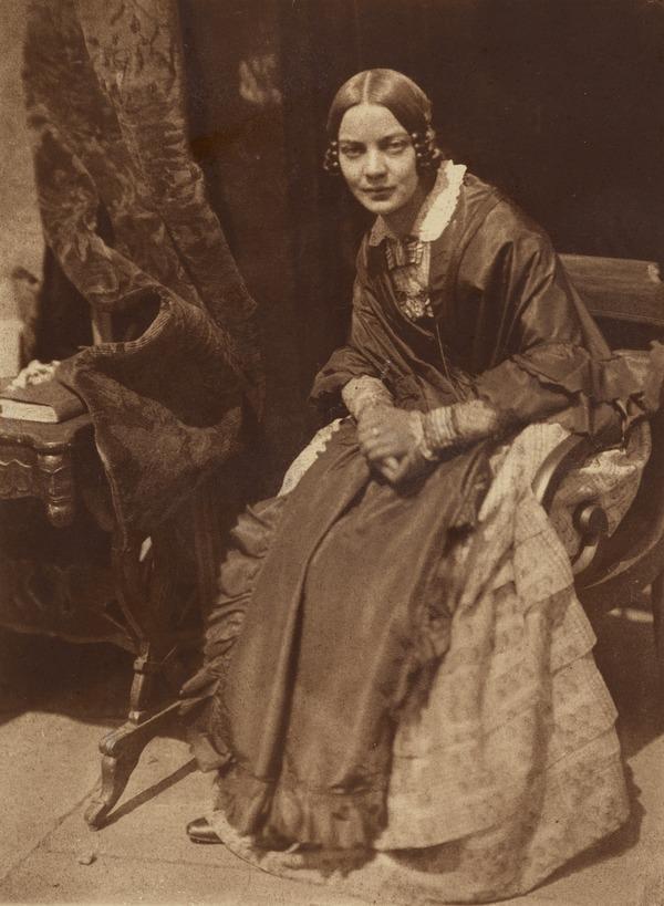 Mrs Matilda (Rigby) Smith [a] (1843 - 1847)