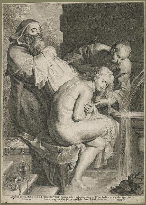 Susanna and the Elders (1620)