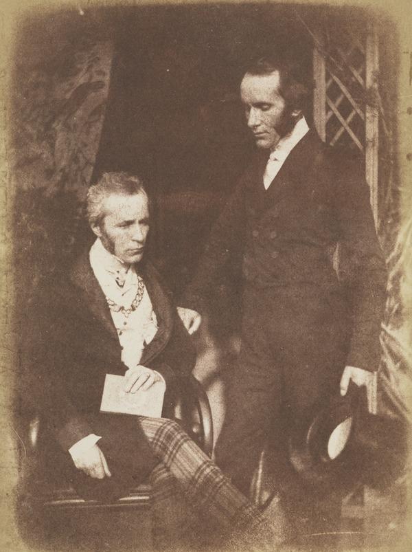 Sir Richard Brown and Rev. R. Brown [Group 53] (1843 - 1847)