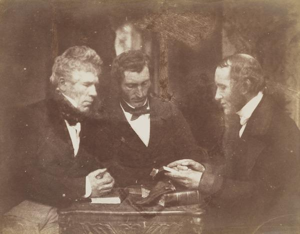 Unknown man, - Brown and Rev. R. Brown [Group 56] (1843 - 1847)