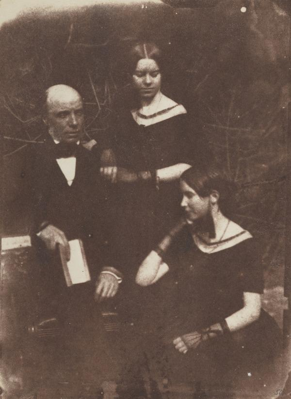 Mr and Misses Brown [Group 44] (1843 - 1847)