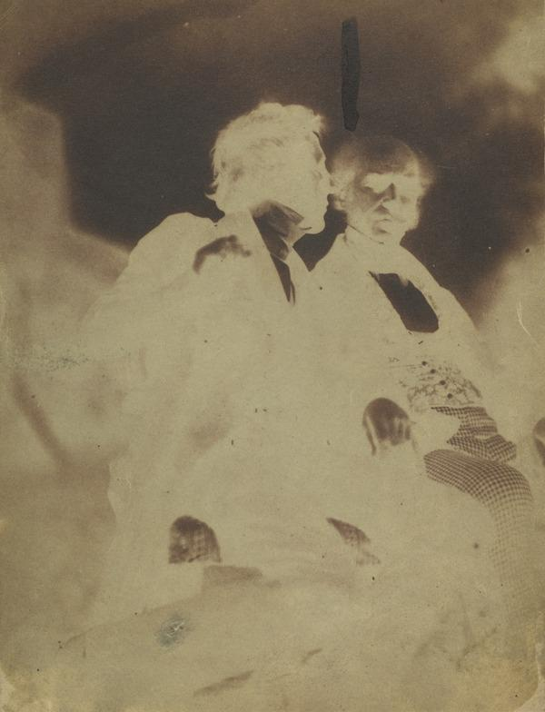 Mr Brown and Rev. Alexander Watson Brown [Group 49] (1843 - 1847)