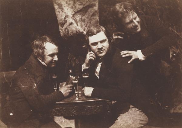 Edinburgh Ale: James Ballantine, Dr George Bell and David Octavius Hill (1843 - 1847)