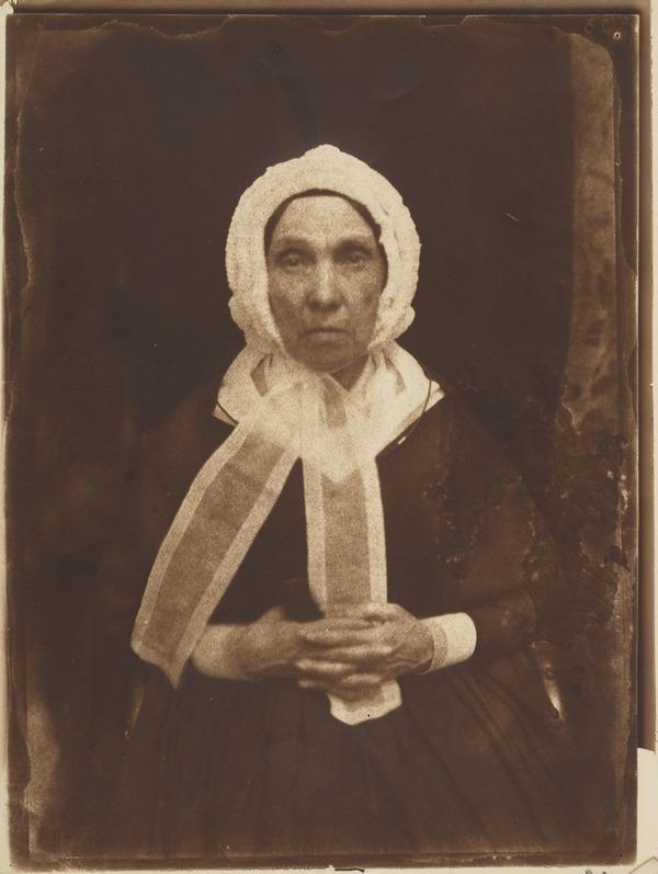 Unknown woman 3 [b] (1843 - 1847)