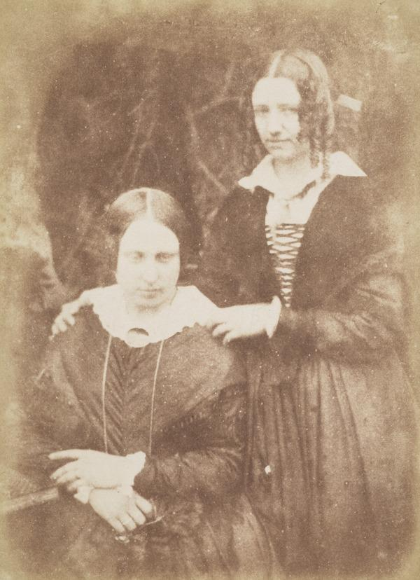 Mrs Alison and Miss - [Group 9] (1843 - 1847)