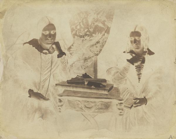 Miss  - and Mrs Alison [Group 11] (17 April 1845)