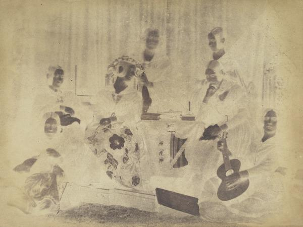The Honourable Misses Annesley, daughters of  Viscount Valentia [Group 13] (1843 - 1847)