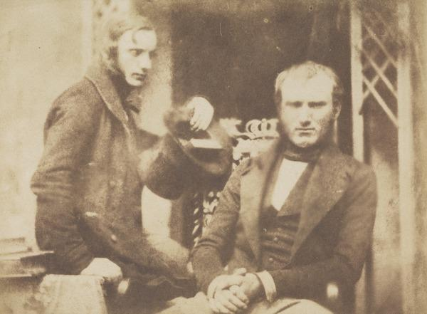 Robert and Alexander Adamson [Group 3] (1843 - 1847)