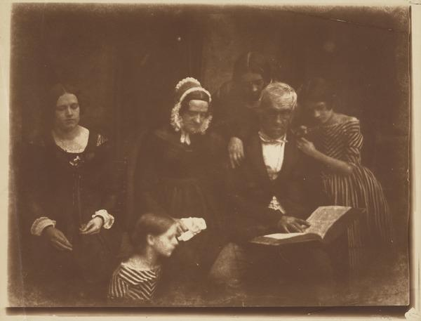 The Family of Mr Baines, curator of York Museum [Group 16]