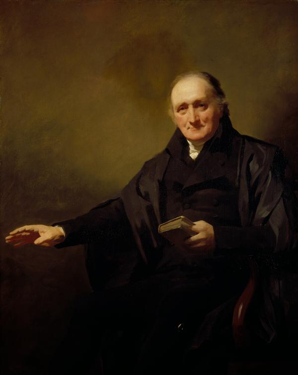 Alexander Adam, 1741 - 1809. Rector of the Royal High School, Edinburgh (About 1805)