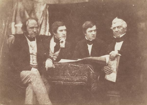 Messrs Black and Messrs Dill [Group 40] (1843 - 1847)