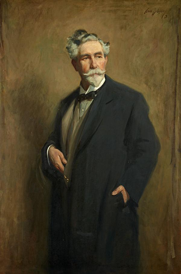 Henry John Dobson, 1858 - 1928. Artist (1923)