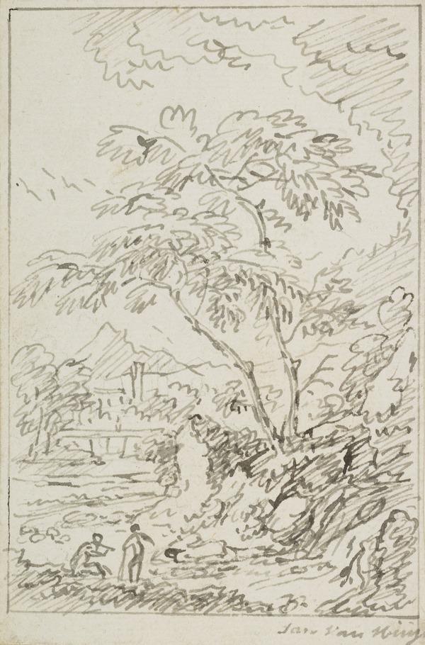 River Landscape (Estimated earliest year: 1697)