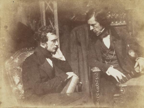 Rev. George Gilfillan and Dr Samuel Morrison Brown [Group 109]