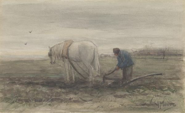 The Ploughman