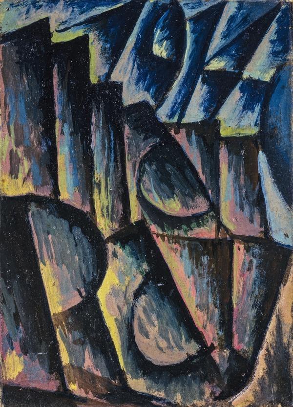Man Ray 1914 (1914)