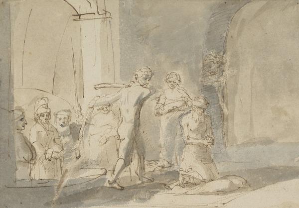The Beheading of Saint John