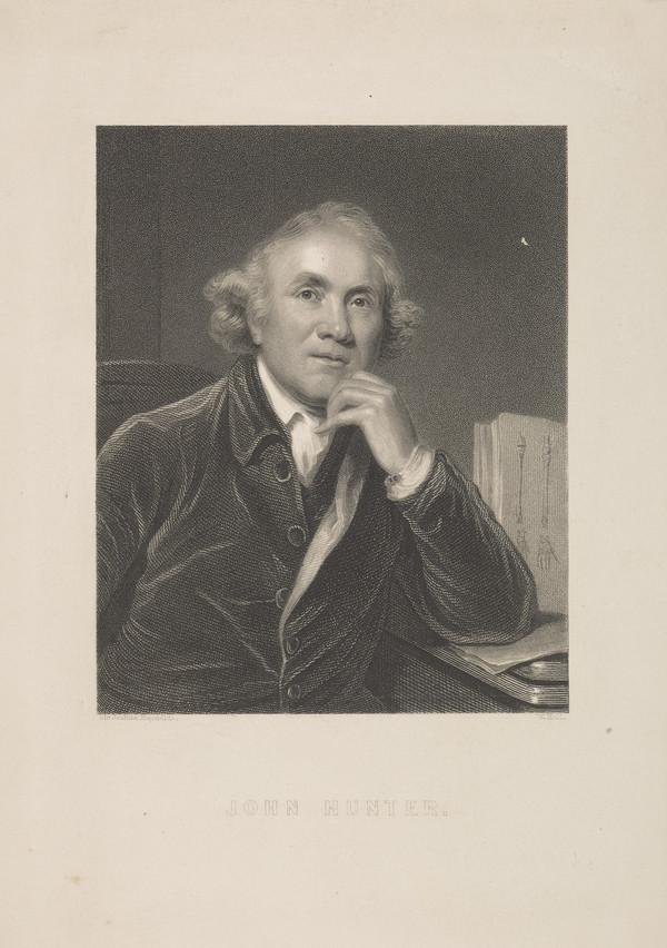 John Hunter, 1728 - 1793. Surgeon and anatomist