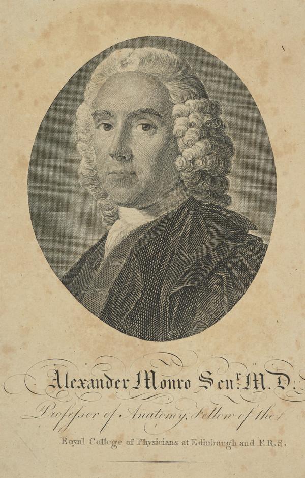 "Alexander Monro, ""Primus"", 1697 - 1767."
