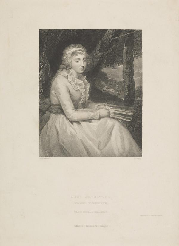 Lucy Oswald (Johnstone), of Auchincruive, d. 1798