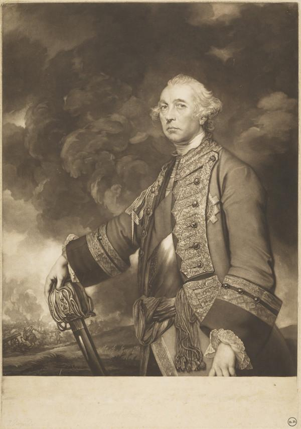 John Leslie, 10th Earl of Rothes, c 1698 - 1767. General