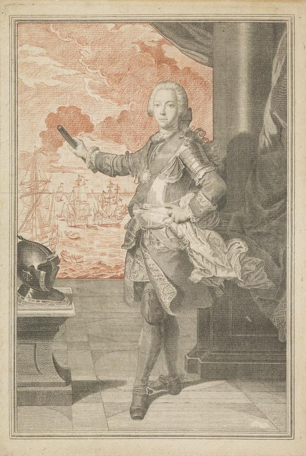 Prince Charles Edward Stuart, 1720 - 1788. Eldest son of Prince James Francis Edward Stuart