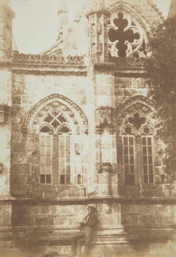 Rosslyn Chapel, east end [Landscape 18] (1843 - 1847)