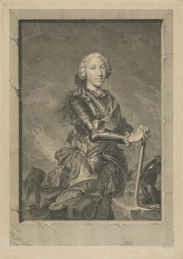 Prince Henry Benedict Clement Stuart, 1725 - 1807. Cardinal York; younger brother of Prince Charles Edward Stuart