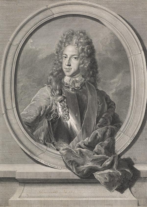 Prince James Francis Edward Stuart, 1688 - 1766. Son of James VII and II