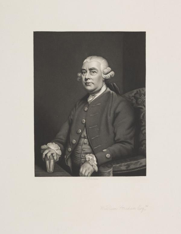 William Strahan, 1715 - 1785. King's Printer