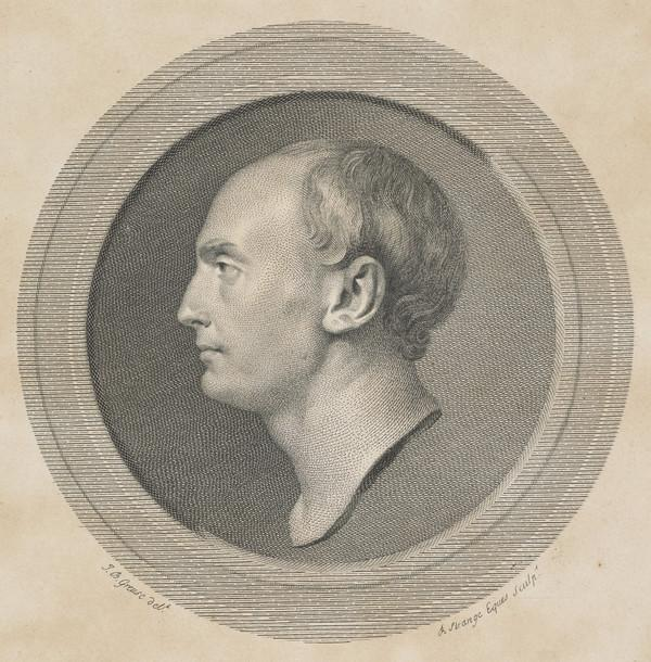 Sir Robert Strange, 1721 - 1792. Engraver (1791)