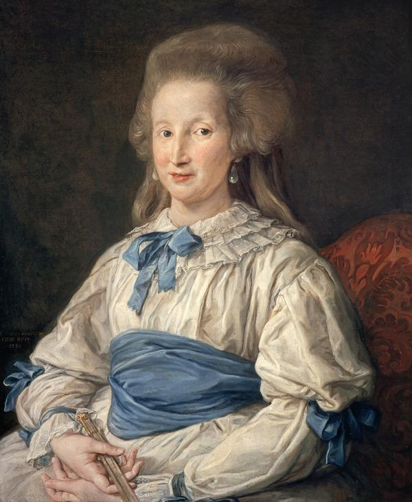 Princess Cecilia Mahony Giustiniani (1741 - 1789)