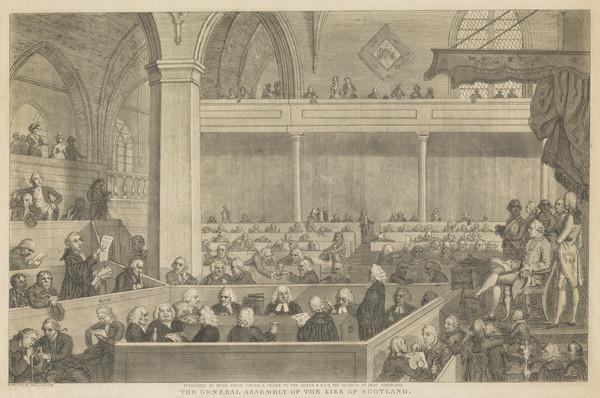 """The General Assembly of the Kirk of Scotland"""