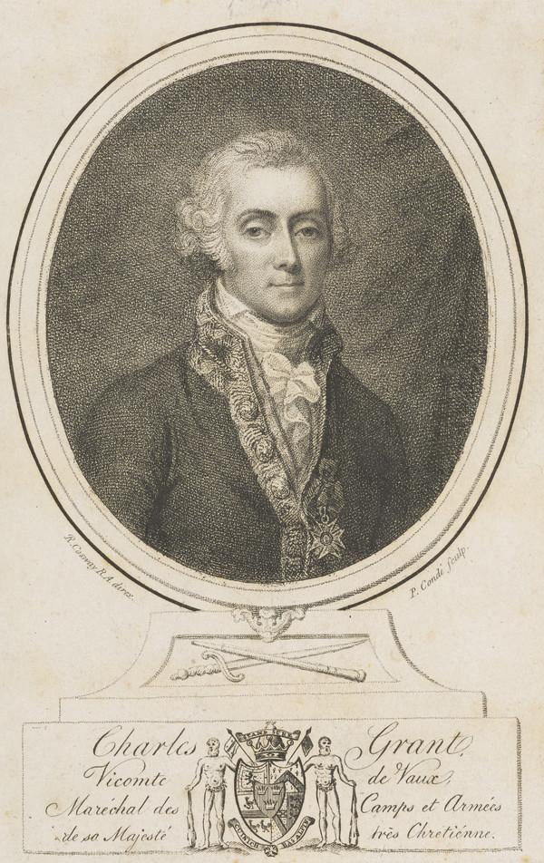 Charles Grant, Viscount de Vaux