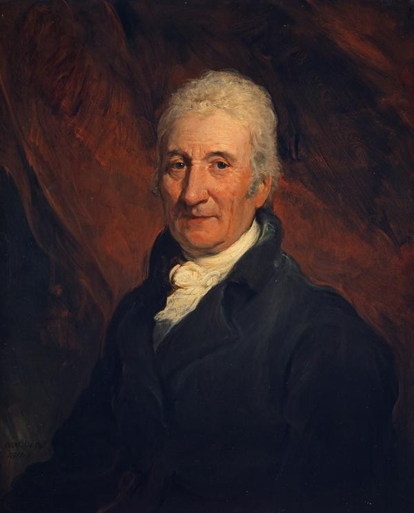 Sir Robert Liston, 1742 - 1836. Diplomat (1811)